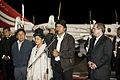 Presidente Evo Morales arribó a Quito (9349326206).jpg