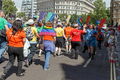 Pride in London 2016 - Employees of John Lewis and Waitrose in the parade.png