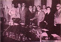 Junta Consultiva de la Revolución Libertadora; 4 de sus miembros eran de la UCR