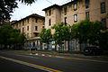 Primo quartiere popolare via Solari Vista di insieme da via Solari.jpg