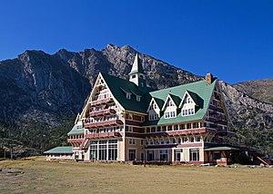 Prince of Wales Hotel - Prince of Wales Hotel in Alberta