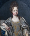 Princess Marie Adélaïde of Savoy by Pierre Gobert wearing the fleur de lis of France.png
