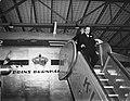 Prins Bernhard doopt DC-6, Bestanddeelnr 902-8313.jpg