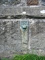 Projecting Bracket Benchmark on St Oswald's Tower - geograph.org.uk - 525153.jpg