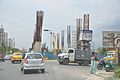 Proposed Hemanta Mukherjee Metro Station Under Construction - Eastern Metropolitan Bypass - Kolkata 2016-06-23 5109.JPG