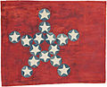 Proposed design for flag for Confederate States of America 1862.jpg