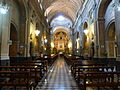 Provincia de Salta - Salta - Vista interior de la Iglesia de San Francisco.JPG