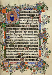 Psautier et livre d'heures de Bedford