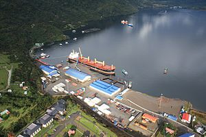 Puerto Chacabuco - Image: Puerto Chacabuco (UCO)