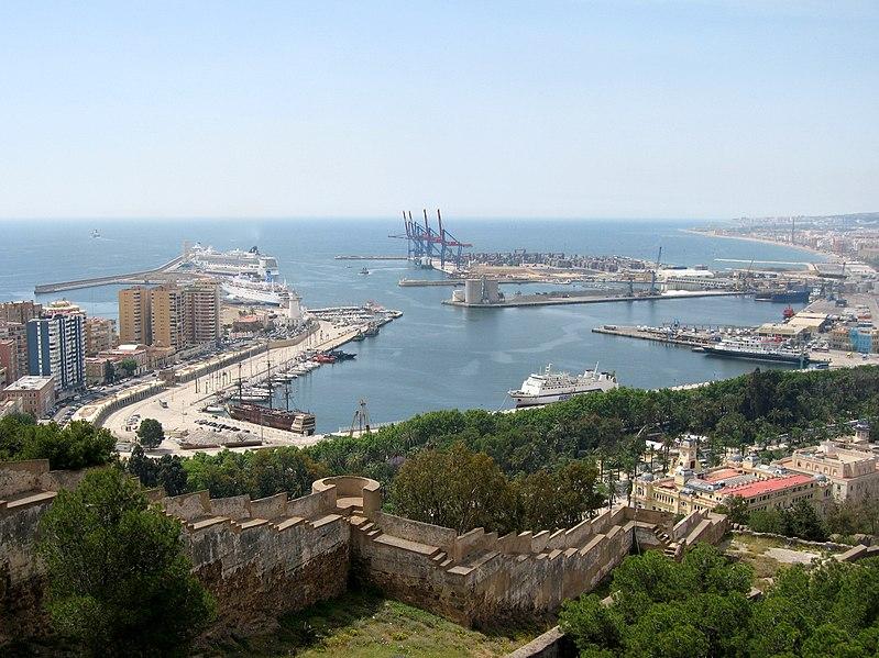 ميناء ملقا