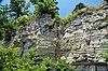 File:Put-in-Bay Dolomite over Tymochtee Dolomite (Upper Silurian; South Bass Island, Lake Erie, Ohio, USA) 10 (48627999876).jpg