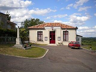 Puyrenier Part of Mareuil en Périgord in Nouvelle-Aquitaine, France