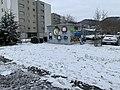Quartier du Trêve sous la neige en 2021 et transformateur électrique.jpg