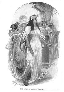 بلقيس ملكة