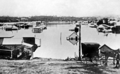 Queensland State Archives 493 Newstead Brisbane during the 1893 flood February 1893.png