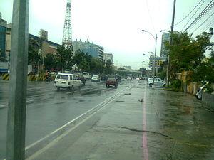Radial Road 7 - Quezon Avenue