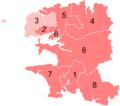 Résultats des élections législatives du Finistère en 2012.png