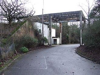 Grade II* listed buildings in St Edmundsbury (borough) - Image: R.A.F. Barnham geograph.org.uk 1124718