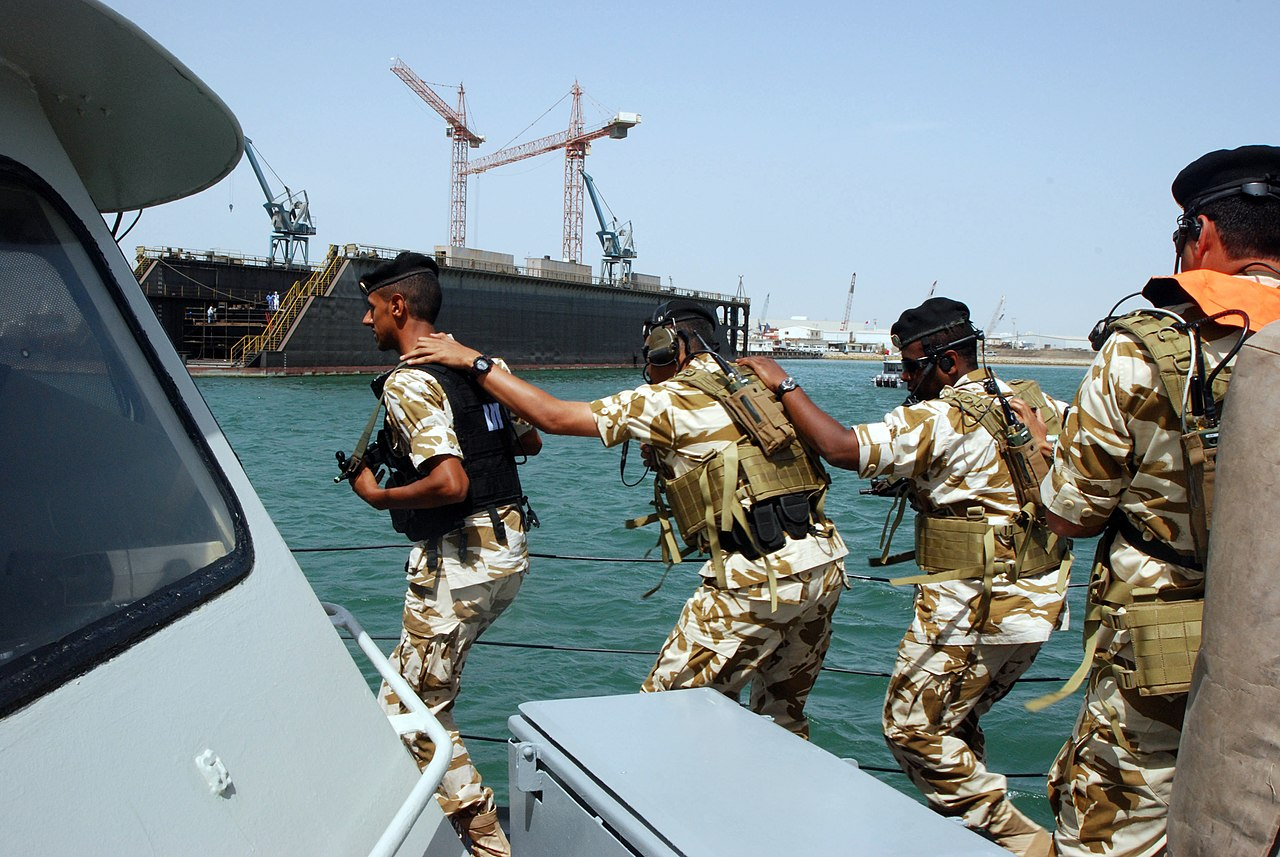 File Rbnf Sailors Conduct Boarding Exercise At Rbns Al Jasrah 2008
