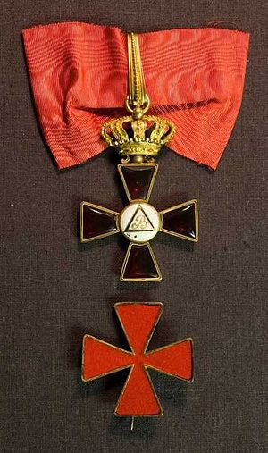 Order of Charles XIII - Image: RCXIII