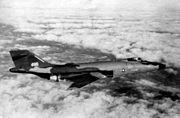 RF-101H Kentucky ANG over Asia c1968