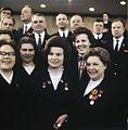RIAN archive 501531 Soviet cosmonaut Valentina Tereshkova.jpg