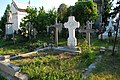 RO IF Cernica monastery Gala Galaction grave.jpg