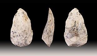 À quoi servent les outils fabriqués par les humains du paléolithique