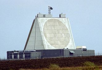 Missile defense - Phased Array Ballistic Missile Early Warning System at RAF Fylingdales