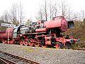 Radevormwald Dahlhausen - Eisenbahnmuseum - DRB Class 52 01.jpg