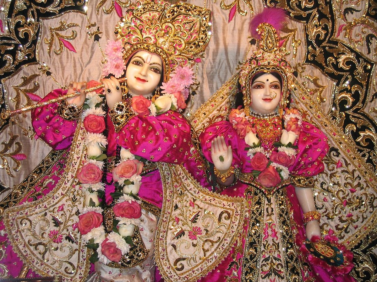 Radha Krishna Temple Wikipedia