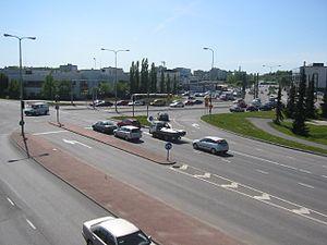 Turku sub-region - Raisio, to west from Turku