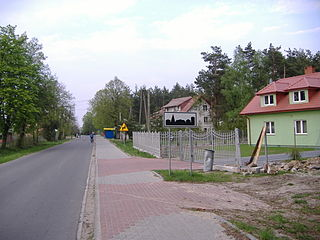 Rakowiec, Siedlce County Village in Masovian Voivodeship, Poland
