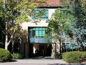Ralph Landau - Ralph Landau building at Stanford University, housing the Economics Department.