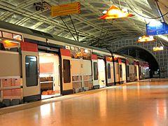Gare De Magenta Wikipedia
