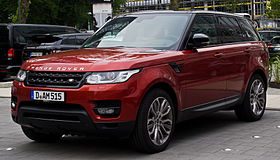 Image illustrative de l'article Land Rover Range Rover Sport