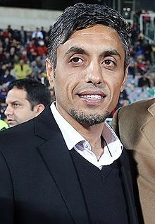Rasoul Khatibi, Persepolis vs. Machine Sazi.jpg