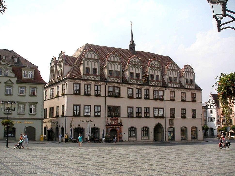 Rathaus Naumburg (Saale)