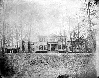 Ravensworth (plantation) - Ravensworth plantation, Virginia