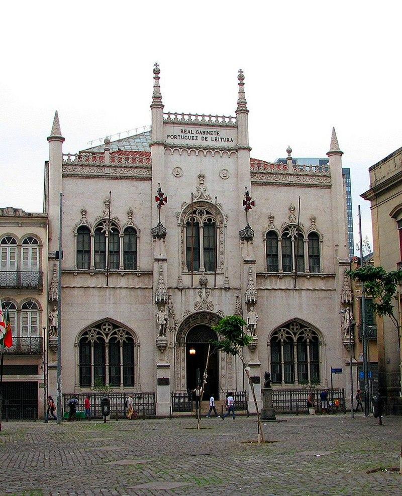 Real Gabinete Portugu%C3%AAs de Leitura - Rio de Janeiro, Brasil.jpg
