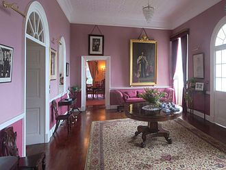 Plantation House (Saint Helena) - Reception Room