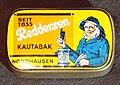 Reddersen Kautabak, Nordhausen.JPG