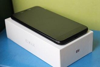 Xiaomi Redmi - Image: Redmi 4X