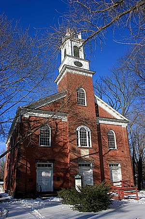 Tappan, New York - Reformed Church of Tappan