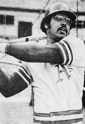Reggie Jackson - Jackson before the third game of the 1973 World Series.