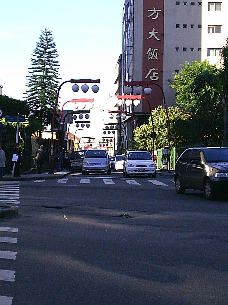 Região da Liberdade - São Paulo - Brasil