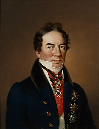 Robert Henrik Rehbinder - Robert Henrik Rehbinder. Oil on canvas by J. E. Lindh.