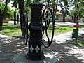 Rejowiec , Pompa ssąco-tłocząca - fotopolska.eu (224796).jpg