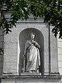 Rennes (35) Cimetière du Nord Chapelle Saint-Michel de l'Espérance Détail.jpg