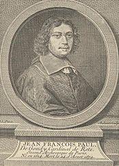 Jean-François Paul de Gondi, Cardinal de Retz